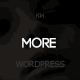 More - Clean, WooCommerce Minimal Theme