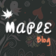 Maple - An Elegant Responsive Blogging Theme