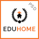 Eduhome – Education,University and Online Courses Template