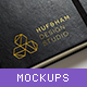 Logo Mockups Collection Vol. 2