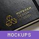 Logo Mockups Collection Vol. 2