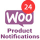 Woocommerce Product Notifications