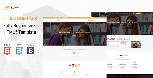 Download EducationPark - Education & University HTML Template