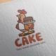 Chicken Cake Logo