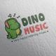 Dino Music Logo