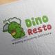 Dino Resto Logo