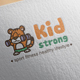 Kids Gym Logo