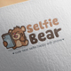 Selfie Bear Logo