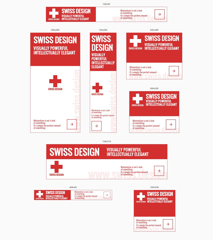 swiss design minimal multipurpose html5 ad banner templates by y n screenshot image 1 jpg