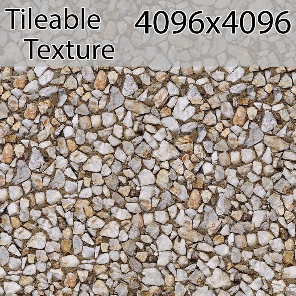 gravel-00244-armrend.com-texture - 3DOcean Item for Sale