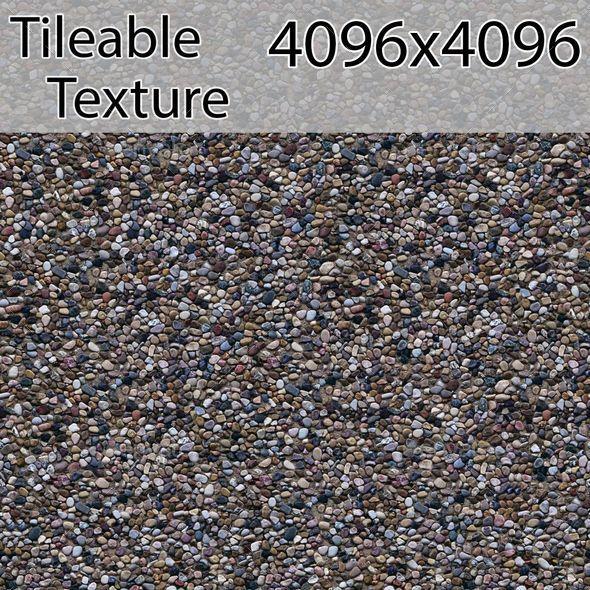 gravel-00245-armrend.com-texture - 3DOcean Item for Sale