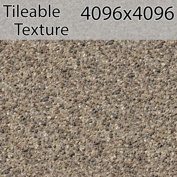 gravel-00257-armrend.com-texture - 3DOcean Item for Sale