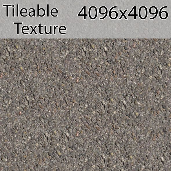 gravel-00267-armrend.com-texture - 3DOcean Item for Sale