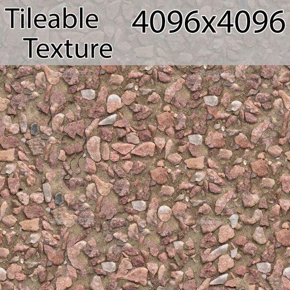 gravel-00312-armrend.com-texture - 3DOcean Item for Sale
