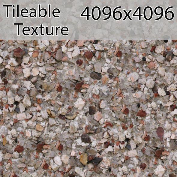 gravel-00317-armrend.com-texture - 3DOcean Item for Sale