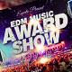 Music Award Flyer