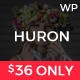 Huron - Clean & Elegant Blog WordPress Theme