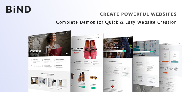 Bind - Creative Multi-Purpose Responsive Theme