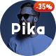 Pika - WooCommerce Multi Store WordPress Theme