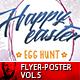 Easter Egg Hunt Flyer/Poster Vol.1