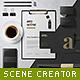 Branding Scene Mockup Creator