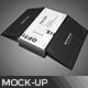 Business Card Mock-Up V1
