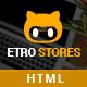 EtroStore - Responsive & Multi-Purpose HTML5 Template