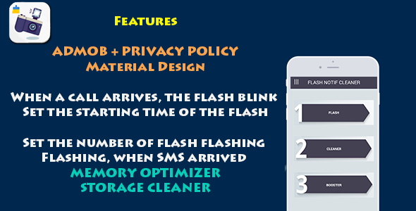 CodeCanyon Flash Notif & Cleaner & Booster 19715887