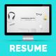 Resume Google Slide Template