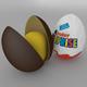 Chocolate Egg Kinder Surprise
