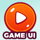 Cartoon Game User Interface
