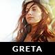Greta - Personal Blog PSD Template