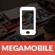 Mega Mobile | Mobile Template (Mobile)