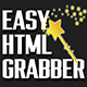 Easy HTML Grabber - Get The HTML Code From Any Website !