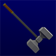 Lowpoly Great Hammer