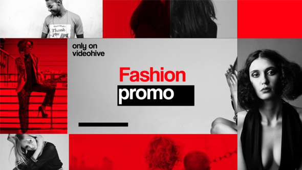 Fashion Promo By Alexeguy Special Events Envato Videohive After Effects Templates