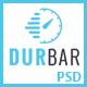 DURBAR - Multipurpose PSD Template