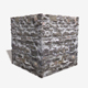 Messy Stone Wall Seamless Texture