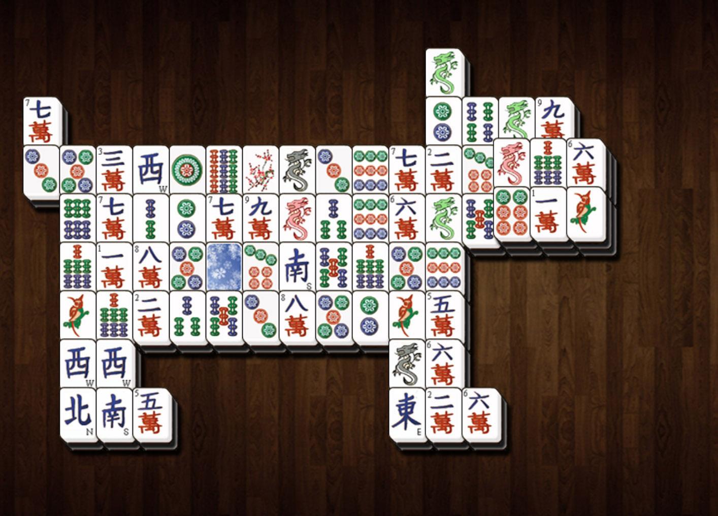 mahjong 12 levels