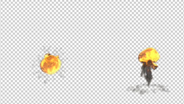 Tow Wiev Explosion
