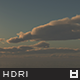 High Resolution Sky HDRi Map 028