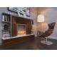 3d Render of the Interior Design Living Room.