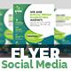 Social Media Marketing Flyer V3