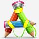 Pencil Alphabet Vector Bundle - GraphicRiver Item for Sale