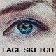 Face Sketch - Photoshop Actions