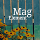 MagElement - Fresh & Modern Magazine HTML Template
