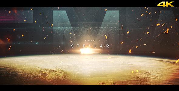 Videohive - Stellar - Epic Trailer 19755348 - Free Download