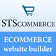 STSCommerce - eCommerce site builder
