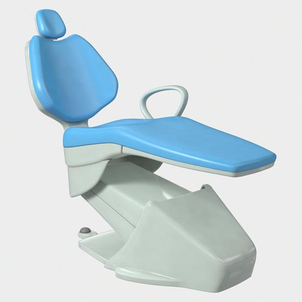 Stomatologic Dental Chair - 3DOcean Item for Sale