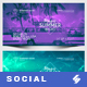 Electronic Music Party vol.19 - Facebook Post Banner Templates
